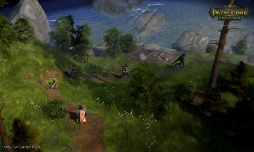 Download Pathfinder Kingmaker Imperial Edition PC Game Full Version Free