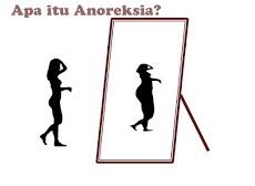Anoreksia - Rasa Takut yang Berlebihan akan Kegemukan
