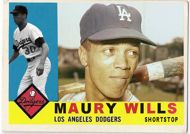 Garvey Cey Russell Lopes Maury Wills Gets His Due And You Could Too