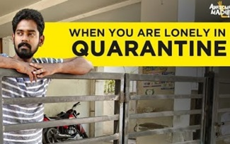 When you are Lonely in Quarantine | Awesome Machi | StayHomeStaySafe