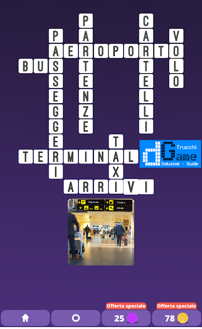 Soluzioni One Clue Crossword livello 24 schemi 12 (Cruciverba illustrato)    Parole e foto