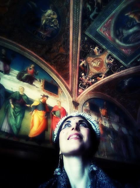 Danza Dieci Dee Dasa Mahavidya Odissi Umbria Perugia Marialuisa Sales