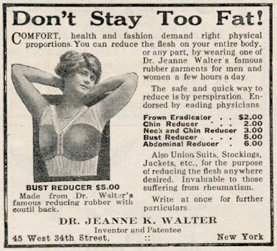 Dr Jeanne K Walter -- Don't Stay Too Fat
