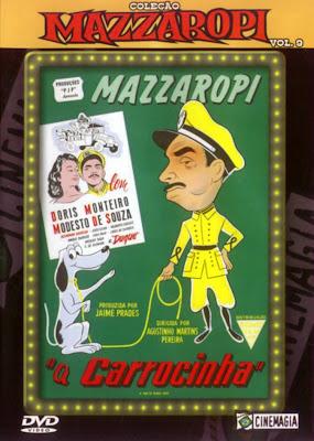 Mazzaropi: A Carrocinha - DVDRip Nacional