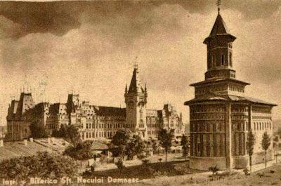 Biserica Sf. Neculai Domnesc