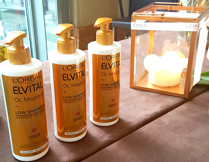 L´Oréal Paris Blogger Event am Tegernsee - Low Shampoo Elvital
