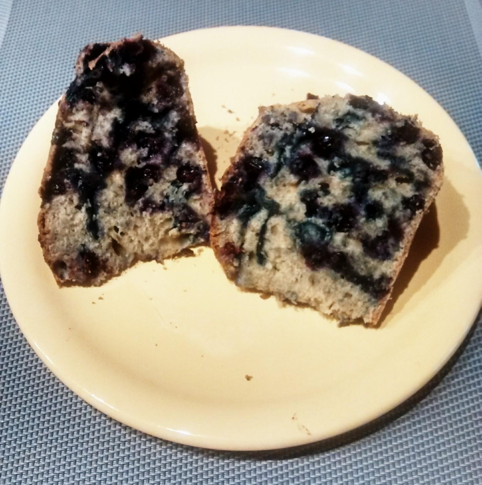 P te gourmandises g teau aux myrtilles sans sucre - Mesurer sucre sans balance ...