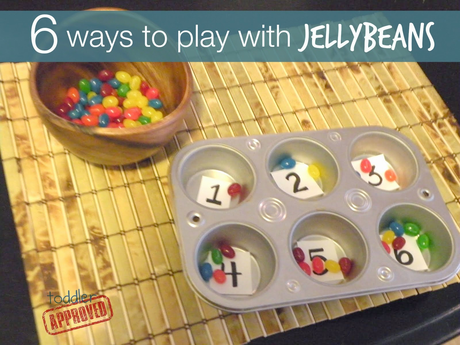 Toddler Approved What To Do With Leftover Jelly Beans