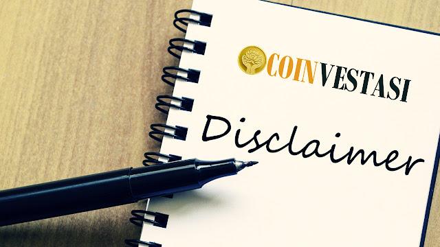 Disclaimer Coinvestasi