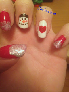 frosty_the_snowman_nailart
