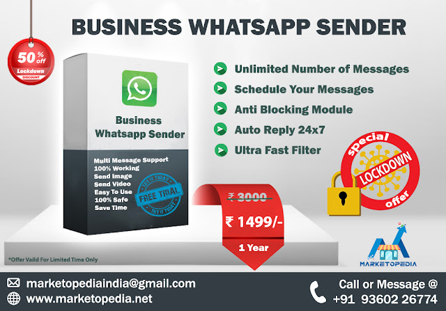 Bulk Whatsapp Sender 2020 Free Download