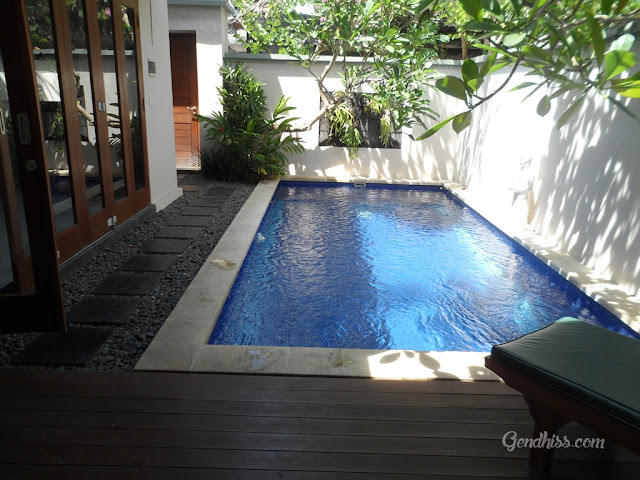 Private Villa untuk Honeymoon