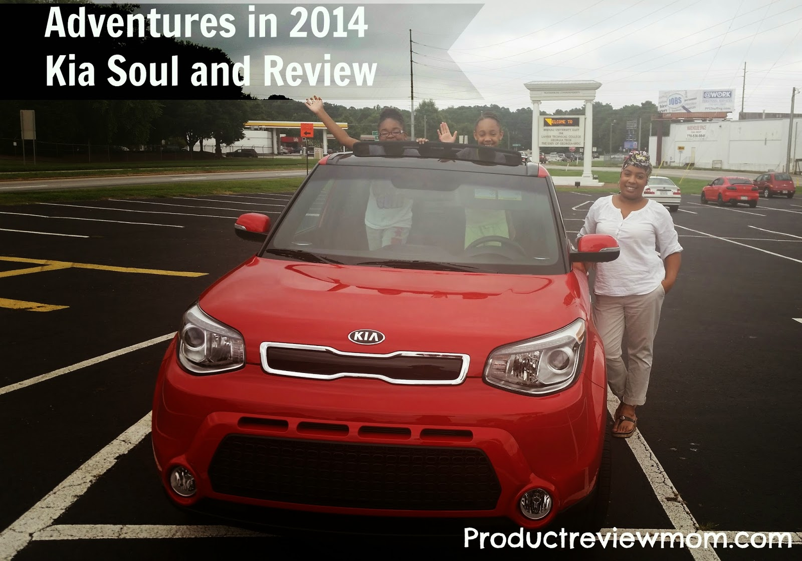 Adventures in 2014 Kia Soul and Review @DriveSTI #KiaSoul via www.Productreviewmom.com