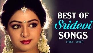 Best Of Sridevi Songs – Evergreen Old Hindi Songs – Sridevi Superhit Songs