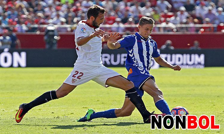 Cuplikan Gol Sevilla 0-1 Alaves | La Liga Pekan 19