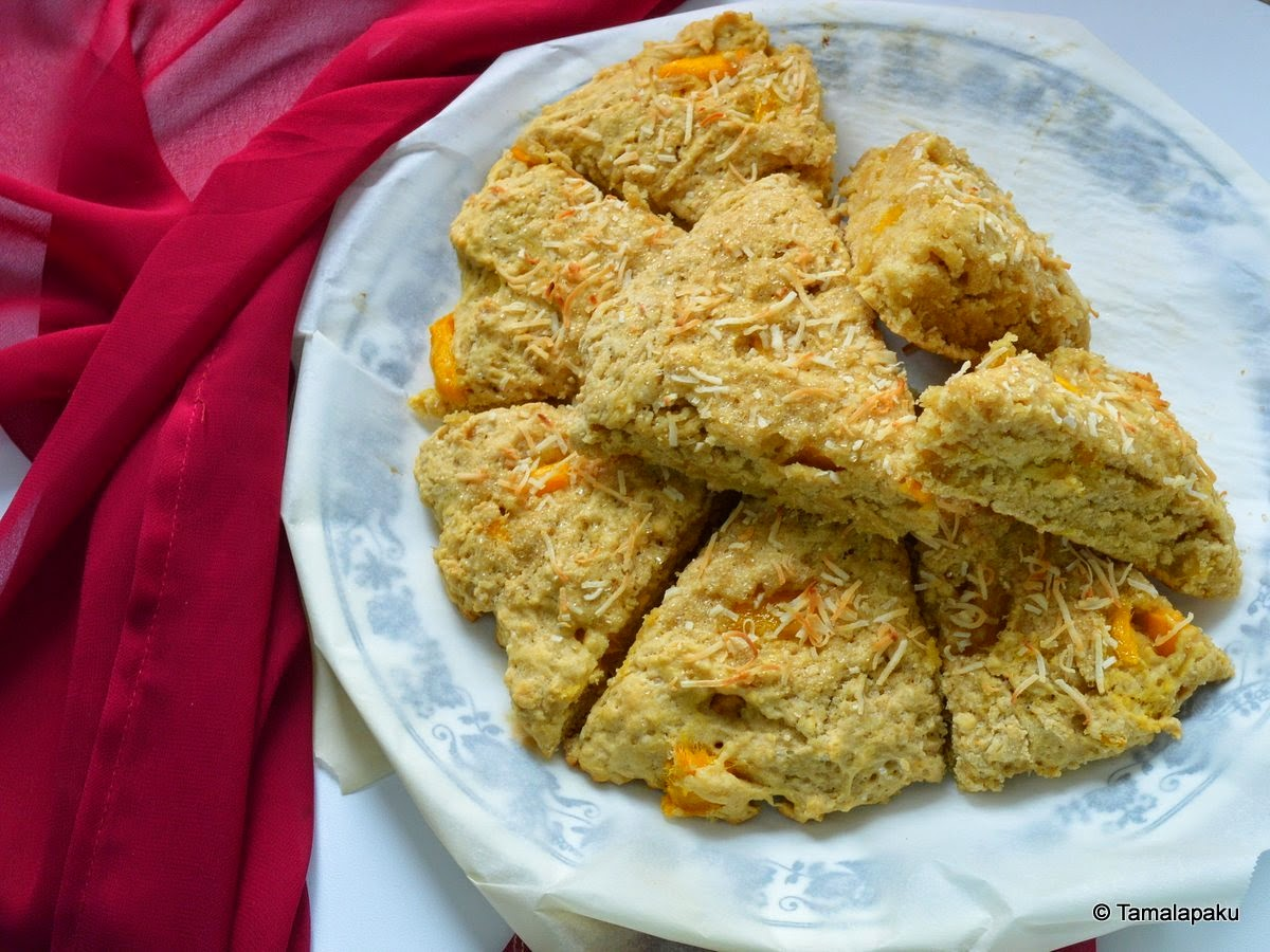 Banana and coconut scones recipes - banana and coconut ...