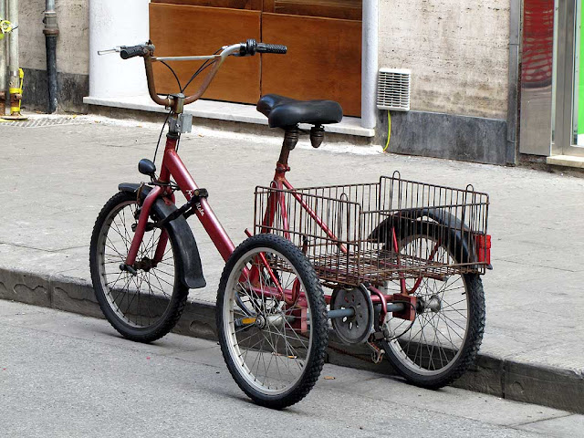 Tricycle, via Ricasoli, Livorno