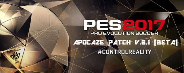 PES 2017 Apocaze Patch v.0.1 BETA