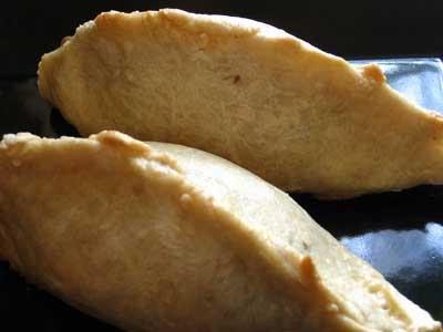 kitchen store com sink drain repair black bean pastries (empanadas con frijoles negros) | lisa ...