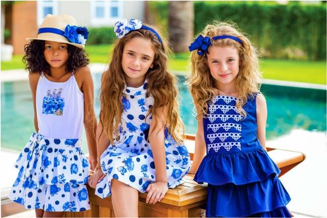 22581f75ac DL Empório da Moda  Moda infantil  tendências para o verão 2015