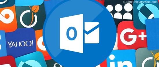 redes sociales y extinguir a Outlook.com