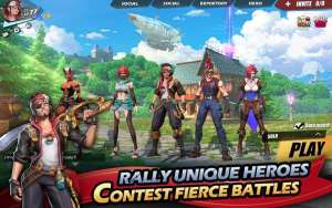 Ride Out Heroes Mod Apk Realm Royale for Android