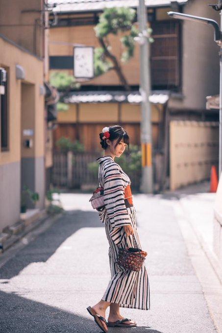 京都の夏が好き 💕 (翠翠suiseiko)