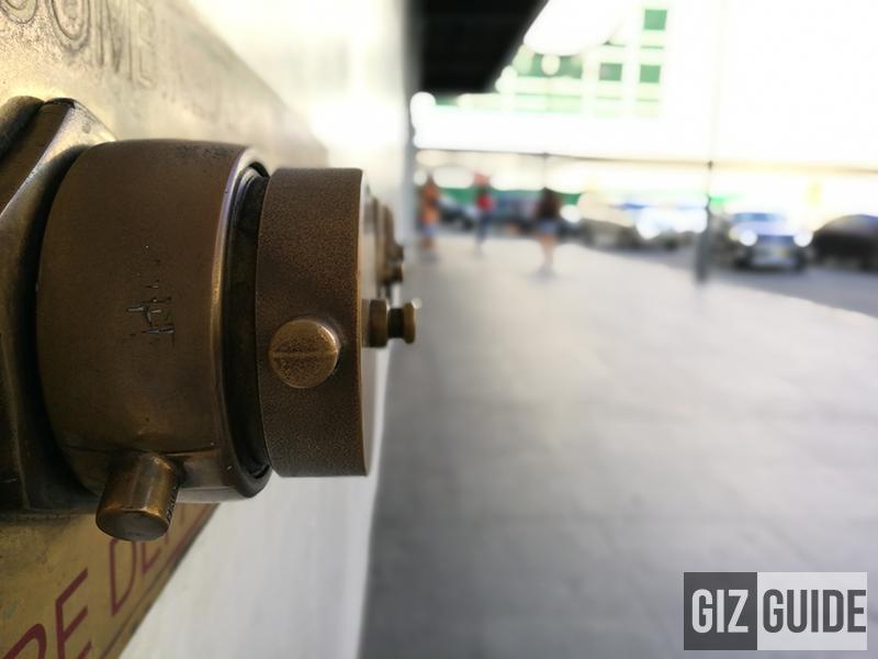 P9 Plus Outdoor Bokeh (f/4.0)