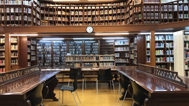 Biblioteca central de Barakaldo