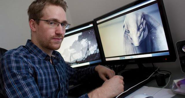 R'ha Movie Creator Kaleb Lechowski