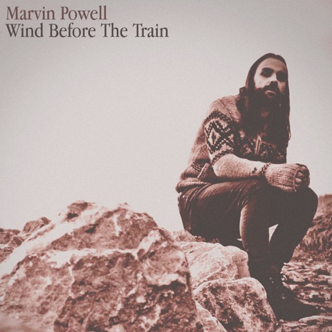 Marvin Powell 'Wind Before The Train' Cover
