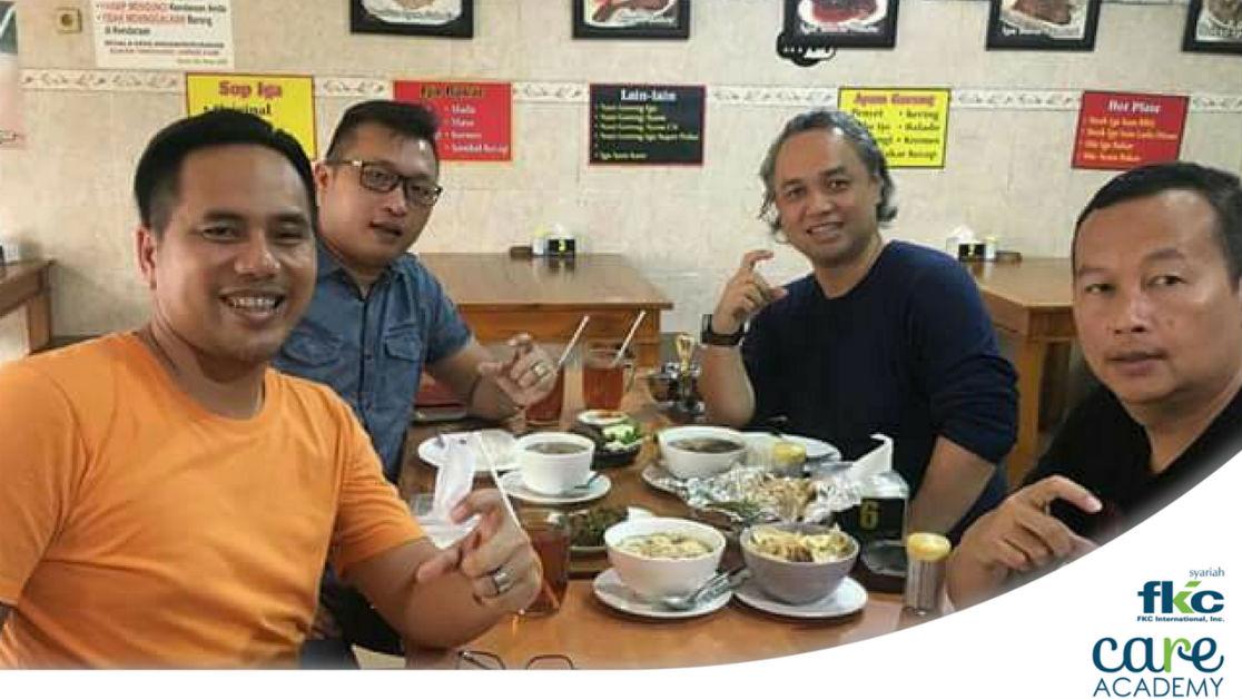 Bisnis Fkc Syariah - Top Leader Fkc - Iwan Darma Putra