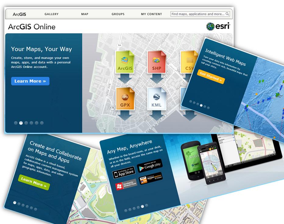 Suka GIS: ArcGIS Online   Jom buat free GIS Web Map