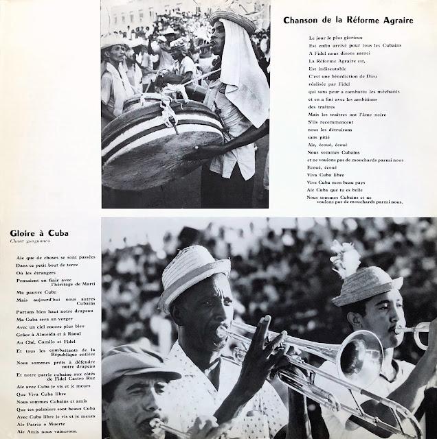 #Cuba #Santiago de Cuba #Carnival #comparsa #Santeria #Guaguanco #Afro Cuban #Yoruba #Ritual #cult #Traditional African music #religion #tribal #ceremony #ritual #Charanga #Son #rumba #Cuban music #vinyl