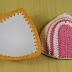 Vídeo dica- Como aplicar bojo em peças de crochê