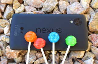 Android 5.1.1 Lollipop for Nexus