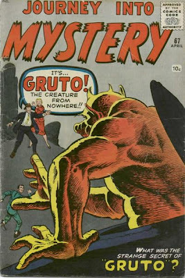 Journey into Mystery, Gruto