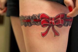 Tatuaje de liga