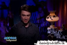 Updated(2): The Woman in Black press junket interviews (Canada)