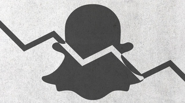 Yearly quarters' showed clear evidences how Snapchat was once a one of a kind standalone social media app for mobiles.