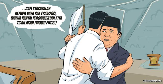 Debat Keempat: Salam Perpisahan Jokowi?