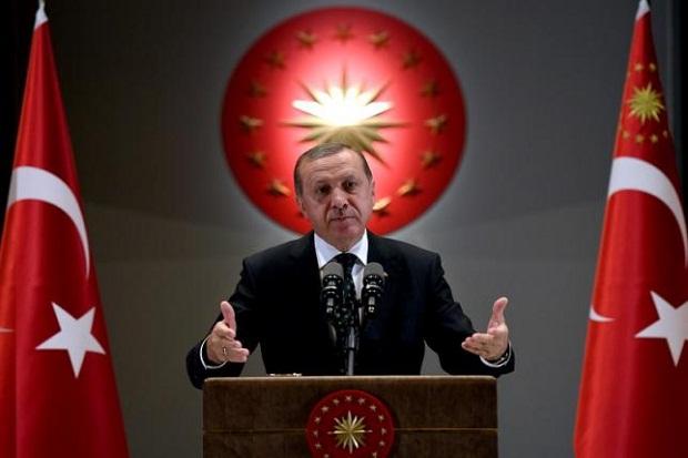 Presiden Erdoga Serukan Umat Muslim Agar Berkunjung Ke Palestina, Ada Apa?