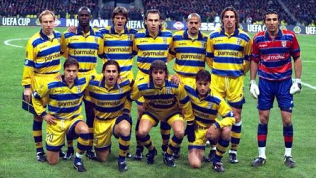 Copa da UEFA 1998-1999: Parma é bicampeão