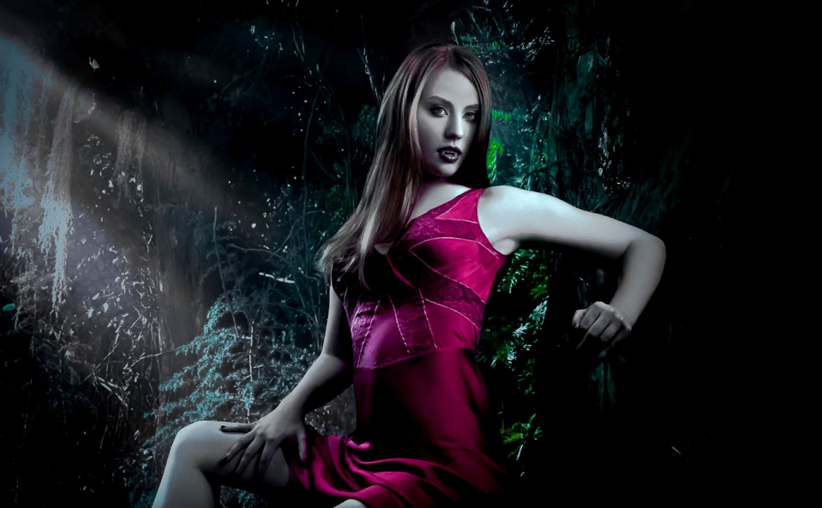 True Blood Wallpaper Jessica Photo Wallpapers