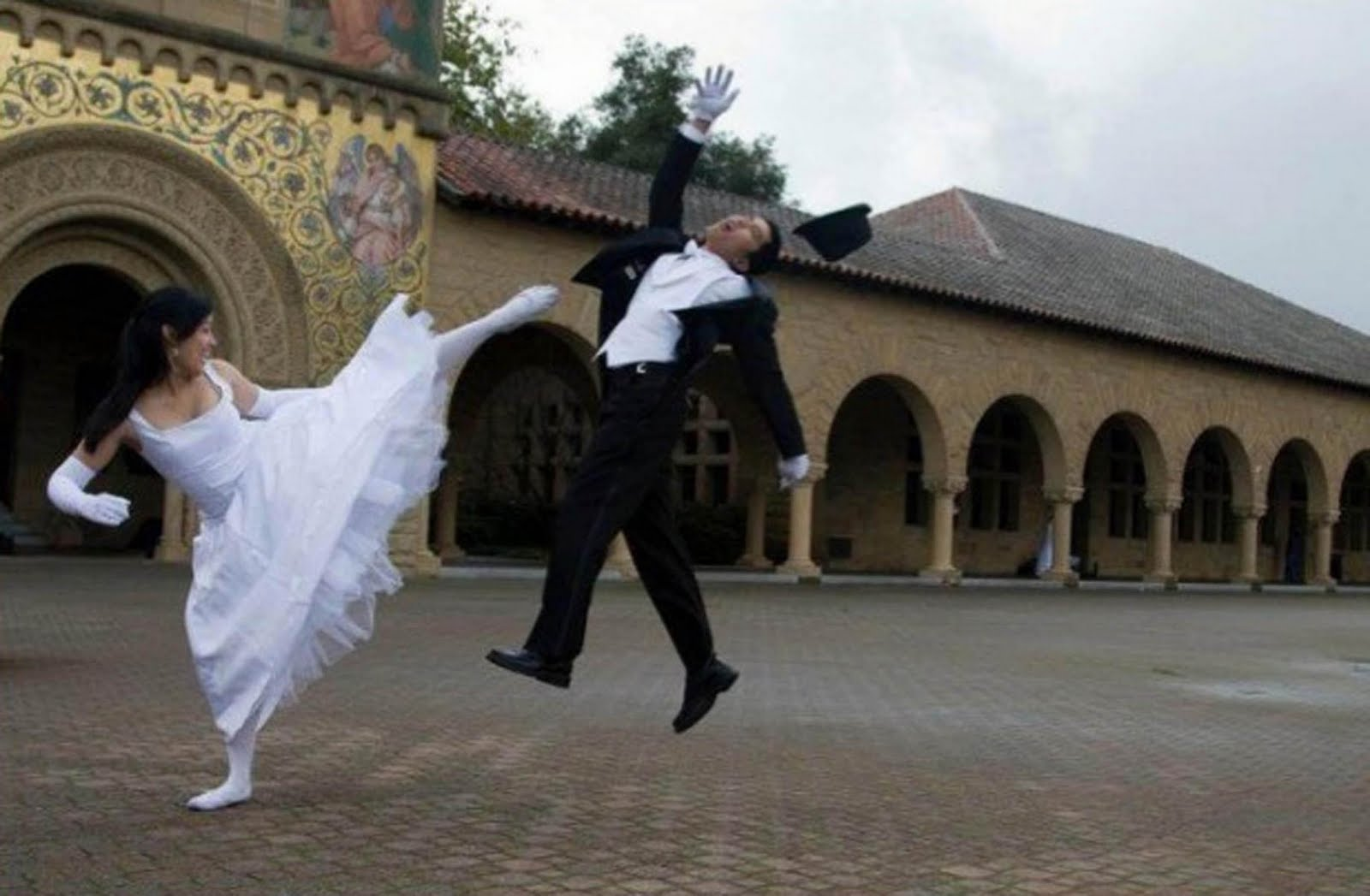 Want Some Best Fun Wedding Pictures Ideas
