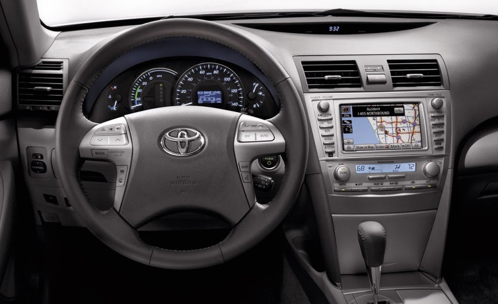 Decor Interiors Kenya 2014 Toyota Camry Car Wallpaper