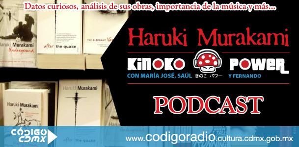 podcast análisis a haruki murakami