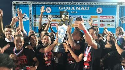 Goiás 0 x 1 Atlético-GO, Campeonato Goiano - Final
