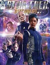 Star Trek: Discovery: Captain Saru