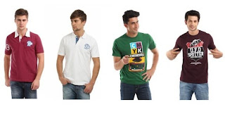 Myntra BOGO Offer: Buy 1 Get 1 Free Sale on Polos & T-Shirts @ just Rs.499